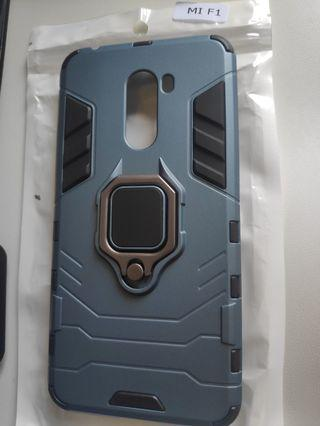 Xiaomi Pocophone F1 Armour case with ring