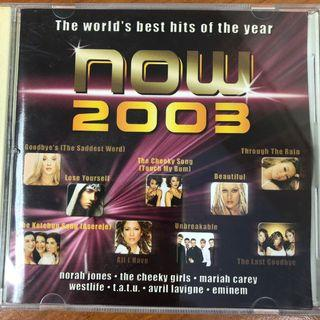 Music CD Now 2003