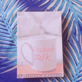 Pillow Talk (Indonesian book) by Christian Simamora