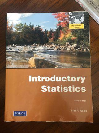 Introductory Statistics Ninth Edition