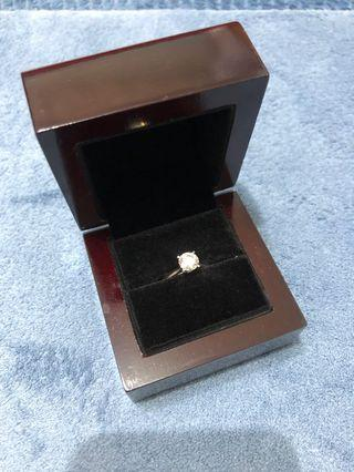 Pre-loved 1.05 carats Diamond Ring