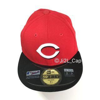 Cincinnati Reds LOW CROWN 帽 Cap On Field 正版 New Era Hat