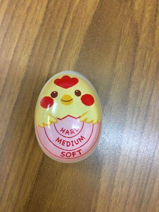 🚚 Egg cooking timer