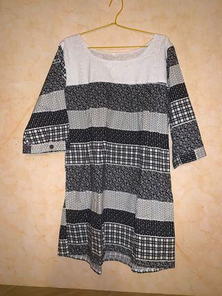 [preloved] Dress Wanita sz L