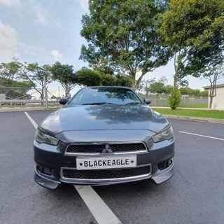 Mitsubishi Lancer Ex Daily Car Rental
