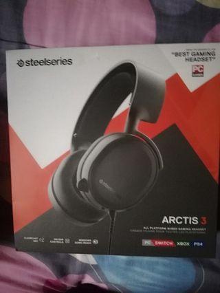 Headphone SteelSeries Arctis 3
