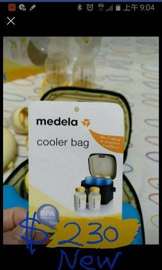 Medela cooler bag , 美康保冷袋 全新未用new