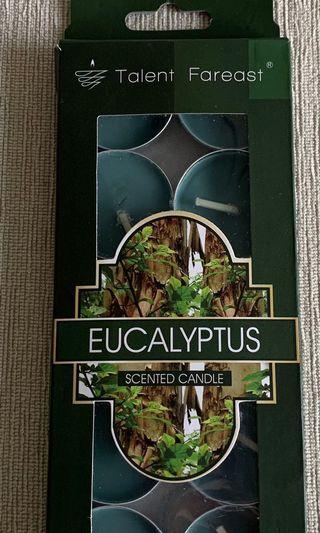 Talent Fareast Eucalyptus Scented Candle