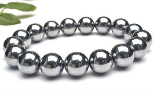 🚚 10mm Terahertz Health Bracelet
