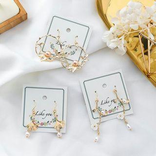 [Preorder] Flowers Earrings