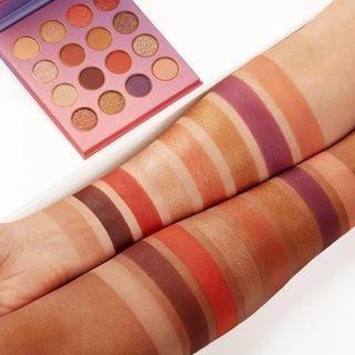 READYSTOCK BH Cosmetics Moroccan Sunset Palette