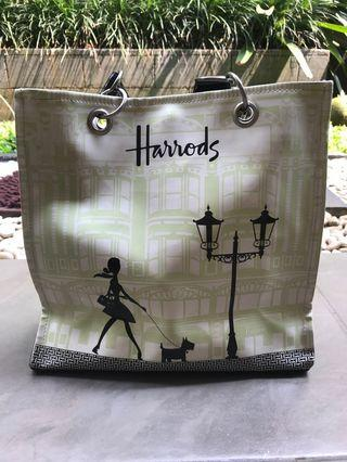 #BAPAU HARRODS BAG AUTHENTIC