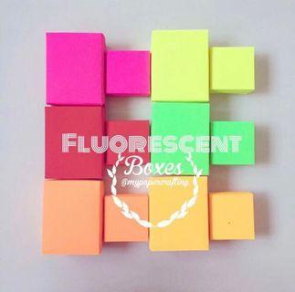 🚚 Diy mini square gift / present box