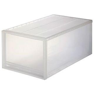Muji PP wide storage box L