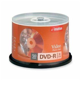 Imation DVD-R 16x(36pc) in cake box.
