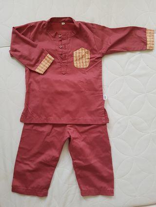 Baju Melayu Kurta Altayr