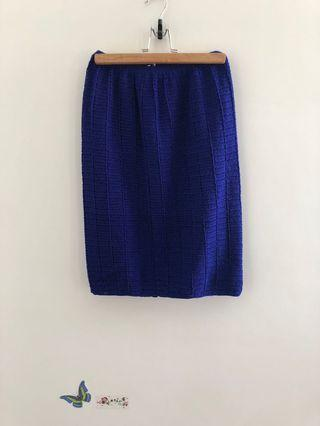 Knitted Skirt (Preloved)