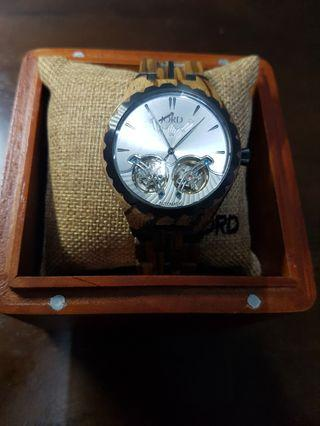 Jord Wood Mechanical Watches