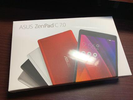 🚚 Asus ZenPad C7.0 (全新未拆封)