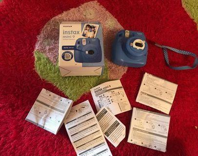 Kamera Instamax mini 9