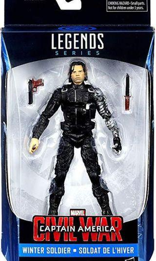 Winter soldier Bucky avengers