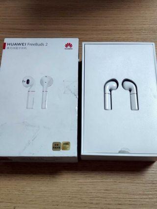 Huawei Freebuds 2 華為藍牙耳機