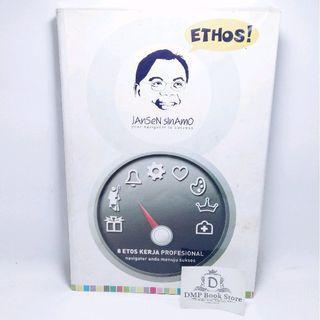 Ethos - Buku Etos - Etos Kerja Profesional - Jansen Sinamo #BAPAU