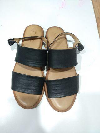 Cos leather strap sandals