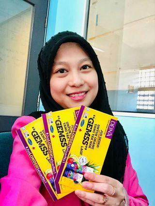 Loket emas + Handbag percuma!!