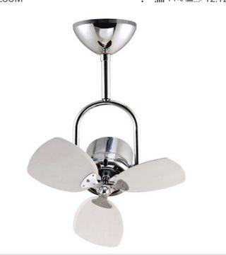 "#RayaHome Deka M3 16"" 3 Blades White qCeiling/Wall Fan (2 in 1)"
