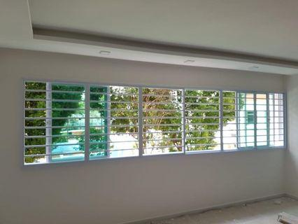 🚚 Window installation