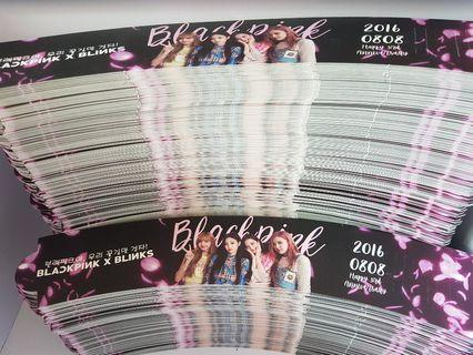 blackpink cupsleeves
