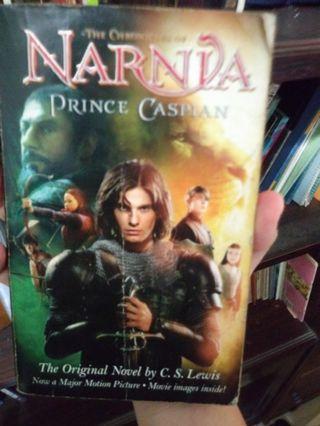 #BAPAU Novel Impor Narnia Prince Caspian