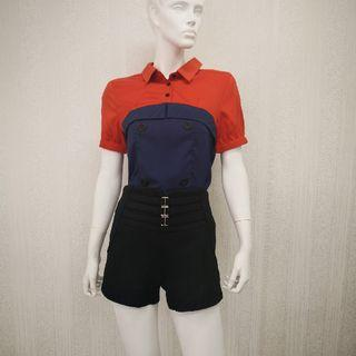 S-XL Satin Fashion Blouse [Ready Stocks]