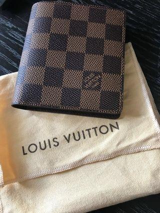 LV Louis Vuitton Wallet 銀包 錢包