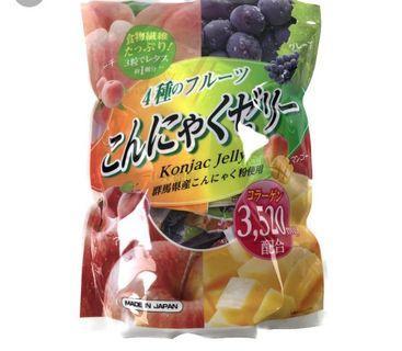 🚚 日本蒟蒻果凍