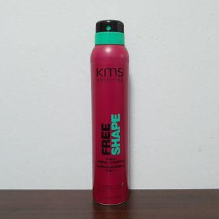 【Last Bottle】KMS California Free Shape 2-in-1 Styling + Finishing Spray 200ml