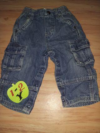 Boy Pants 2 pcs rm10