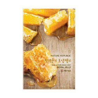 Nature Republic Sheet Mask (Honey & Rose)