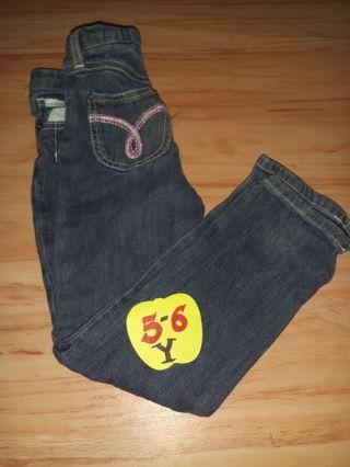 Jeans 2 pcs rm10