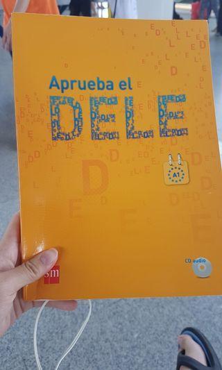DELE A1 Spanish Preparation Book