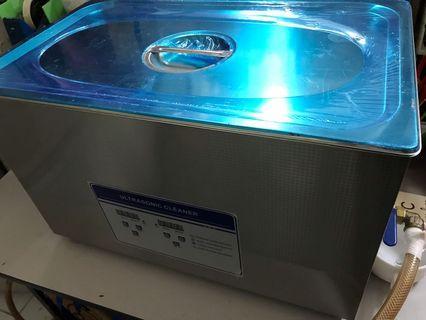 Ultrasound washing cleaning machine