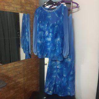 Baju Kurung Moden (First Lady)