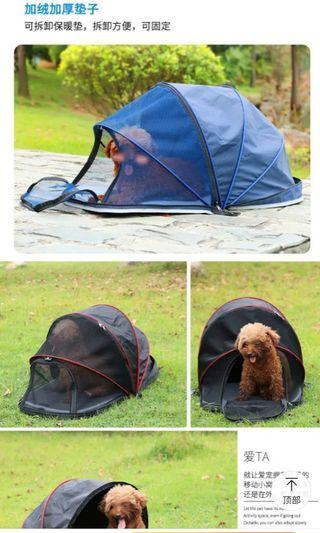 🚚 Brand new outdoor tent camp for small pet animals