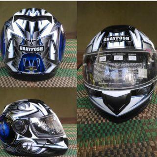Grayfosh Helmet size L