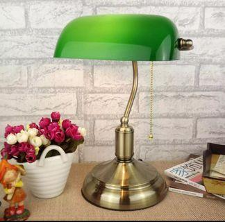 #RayaHome Coffee Shop Vintage Table Lamp