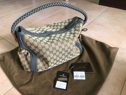 🚚 Authentic Gucci hobo bag