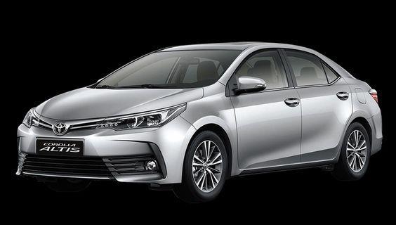 Toyota Altis/Prius Hybrid CAR  RENTAL