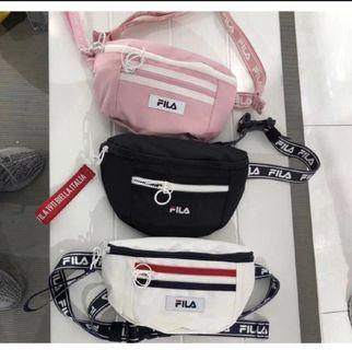 Ready Stock FILA Waist Bag_Unisex
