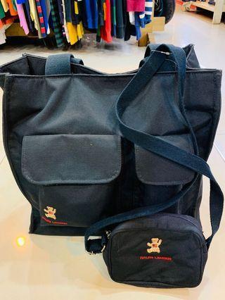 Polo Bear Sling Bag